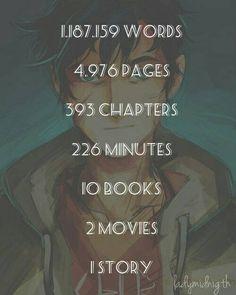 Percy Jackson History