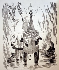 tove jansson_alice in (JPEG Image, 1333 × 1600 pixels) - Scaled Tove Jansson, Art And Illustration, Alice In Wonderland 1, Artist Art, My Idol, Fairy Tales, Troll, Drawings, Helsinki