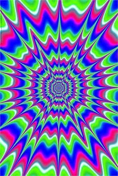 Fractal Explosion Poster-Fractal Explosion Poster Warning: Don't stare at this poster too long or you will begin to trip. Check out these fractals! This is a non flocked black light reflective poster. It looks pretty wild under normal light, and look Trippy Wallpaper, Rainbow Wallpaper, Colorful Wallpaper, Wallpaper Backgrounds, Wallpapers, Hype Wallpaper, Mobile Wallpaper, Fractal Art, Fractals