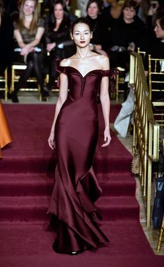 Zac Posen Nueva York Fashion Week Otoño Invierno Autumn Winter 2013- 2014