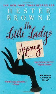 The Little Lady Agency by Hester Browne http://www.amazon.com/dp/1416553150/ref=cm_sw_r_pi_dp_5AjAwb1GW3PN2
