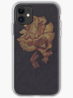 Millions of unique designs by independent artists. Find your thing. Iphone Wallet, Sell Your Art, Iphone Case Covers, Cover Design, Skull, Bloom, Ink, Artists, Unique