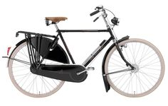 No motor at all: Gazelle bike