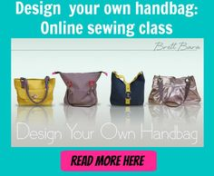 If you sew a lot of bags then inevitably you sew a lot of straps and handles. You might already have a favorite method that you use, or you might just go with what the pattern tells you to do each …