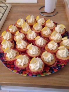 Citron cupcakes
