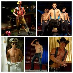 Magic Mike | oh hi..it's my bachelorette party :)