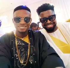 "Welcome to Oghenemaga Otewu's Blog: I go Dye pens down tribute to Basketmouth ""He is w..."