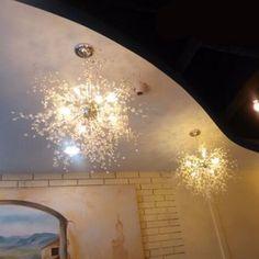 Fancy Modern Style Chandelier Ceiling LED Light