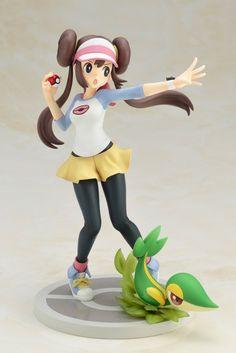 壽屋 2017年12月發售: 1/8 PVC Figure ARTFX J Pokémon Figure Series Mei with 藤藤蛇 8,500Yen (於各壽屋門市及壽屋Online shop訂購附有特典) | TAGhobby.com