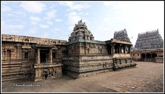 https://flic.kr/p/s7Gg8C | 5134 - Thirubhuvanam Temple Series 11 | Thirubhuvanam (திருபுவனம்) Temple is near Kumbakonam,Tamilnadu and it was built by King Kulothunga. This is another architectural temple of Great Cholas. The temple at Thanjavur, Gangai Konda Cholapuram and Darasuram are other  contributions of cholas.  The main deity of the temple is Shiva lingam in the form of Kampaheswarar. There is a separate shrine for Sarabeswarar ( சரபேஸ்வரர் ) a fusion of man, eagle and lion - the…