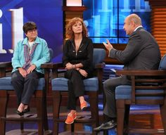 ALL-NEW #DrPhil: Susan Sarandon Fights to Save Death Row Inmate's Life Days Before Execution ... Tune in Monday, Aug. 31!