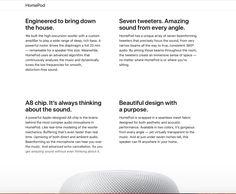 Apple HomePod  #apple #homepod #speakers #siri