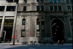 Toronto Financial District (Mark A. Cadiz, Toronto, Louvre, Building, Buildings, Construction, Louvre Doors, Architectural Engineering
