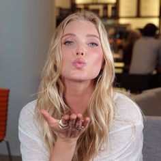 Pin for Later: 11 Facts You Need to Know About Victoria's Secret Angel Elsa Hosk She's a Former Athlete