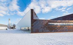 City Library   JKMM Architects   Seinäjoki, Finland   Project Portfolio   Architectural Record
