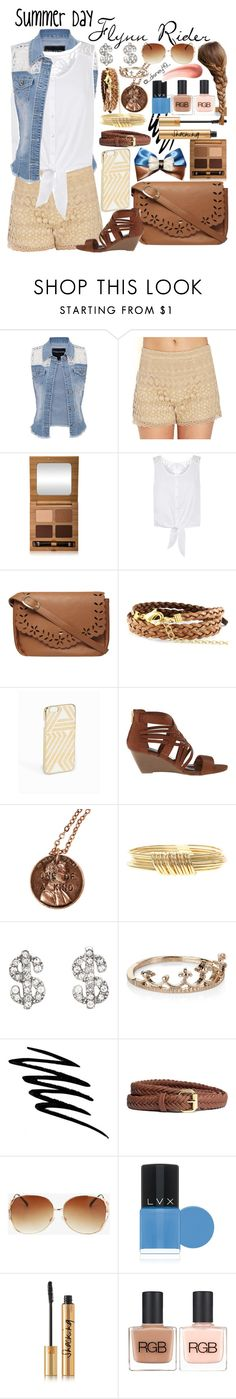 """""""Summer Day: Flynn Rider"""" by disney49 ❤ liked on Polyvore featuring maurices, Antonym, Monsoon, Dorothy Perkins, Domo Beads, JFR, Madden Girl, Juicy Couture, Disney and Accessorize"""