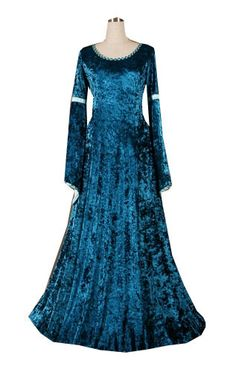 Google Image Result for http://images.complete-costumes.co.uk/fancy-dress-costume.php/i/947/t/0/n/Ladies-Medieval-Renaissance-Costume-and-Headdress.jpg