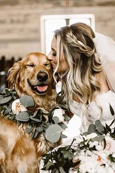 Wedding Pics 30 gorgeous photo ideas of wedding pets for your album! - Some couples want to include pets in their wedding day. Here you find wonderful photo ideas with wedding pets, ideas how to include dog to your wedding. Perfect Wedding, Dream Wedding, Wedding Day, Wedding Favors, Wedding Invitations, Wedding Dreams, Wedding Sparklers, Wedding Moments, Wedding Supplies