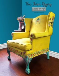 Wingback Chair, Armchair, Historic Charleston Sc, Chalk Paint Furniture, Beautiful Lines, Furniture Companies, Vintage Furniture, Living Spaces, Accent Chairs