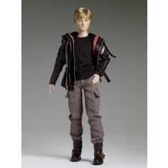 Meet Peeta, from the Tonner Dolls collection. Who says dolls are just for girls? http://www.toniscollectibles.com/dolls/dolls-manufacture/robert-tonner.html