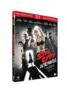 Nouveau concours: Sin City : J'ai tué pour elle  2 Blu-ray + 2 lots de 6 cartes postales à gagner