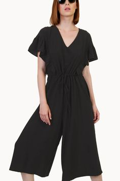 NOW available online on SALE! Capri Trousers, Body Measurements, Full Body, Jumpsuit, Summer, Model, How To Wear, Dresses, Fashion
