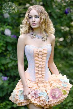 6c56e0d9bde00 12 Best Plus Size Corset Dresses images
