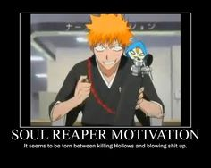 famous Bleach quotes - Google Search Bleach Anime, Bleach Quotes, Bleach Funny, Shinigami, Pick Up Lines, Joker, Shit Happens, Motivation, Memes