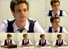 Who doesn't need some Dr Reid in their life...