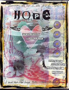 Hope | by glenda tkalac