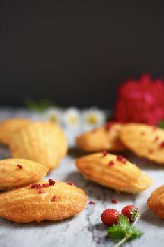 Gluten-Free Vegan Madeleines