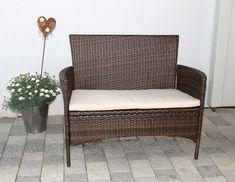 15 Best Rattan Gartenbank Images Outdoor Furniture Outdoor