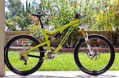 Santa Cruz Bronson - bajaguy's Bike Check - Vital MTB