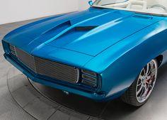 1969 Chevrolet Camaro Copo ~ THE BROOKLYN BOMBER | Motorcycle ...