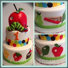 Kids Birthday Cakes - First birthday Cakes, Dragon cakes, Princess Cakes and much more.