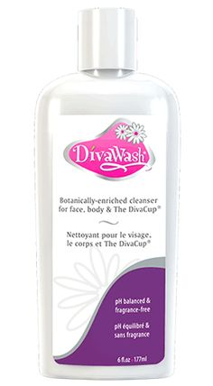NEED- DivaWash for the Diva Cup