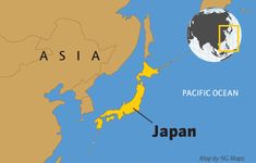 national geo overview of japan for kids