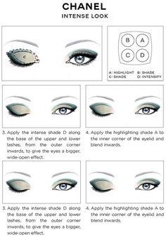 almond eye shape eye makeup - Google Search | Almond Eyes ...