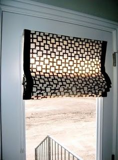 How to sprouce up mini blinds!