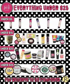 Posh has tons of affordable pampering products! Nothing is over $25, and all products are always buy 5 get 1 free! Click on my link to browse all that Posh has to offer! Www.perfectlyposh.com/13471 #perfectlyposh #picoftheday #spa #shopping #fun #moms #wahm