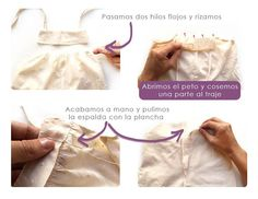 Cómo hacer un pelele de bebé de plumeti -Costura DIY-