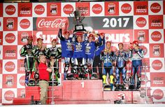 Yamaha Factory Racing Team pulls off Suzuka 8 Hours hat-trick - http://superbike-news.co.uk/wordpress/yamaha-factory-racing-team-pulls-off-suzuka-8-hours-hat-trick/