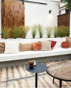 The Best 20 Garden Decoration Ideas Of 2019 Outdoor Sofa, Outdoor Spaces, Outdoor Furniture Sets, Outdoor Decor, Condo Design, House Design, Ibiza, Interior Garden, Outside Living