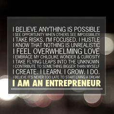 Serial Entrepreneur Here....    James Hickey  www.sd-entrepreneur.com