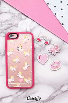 Click through to see more iPhone 6/6S #Protective Case designs by @wonderforest >>> https://www.casetify.com/wonderforest/collection #phonecase #unicorn | @casetify