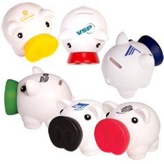 Piggy Coin Bank  $1.98/ea  |  Prime Line  PL-1262