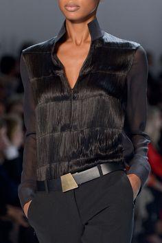 . Akris at Paris Fashion Week Fall 2013