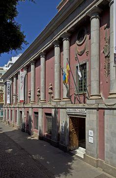 Sta Cruz de Tenerife Museo