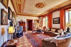 Single Family Home for sales at Magnificent 16th century Mansion in D´Alt Murada   Palma Cathedral, Mallorca 07012 Spain