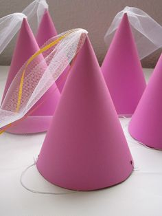 Items similar to Princess Party Hat on Etsy